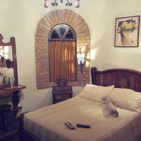 Hotel El Castillo de San Ignacio : Quarto reservado na suíte