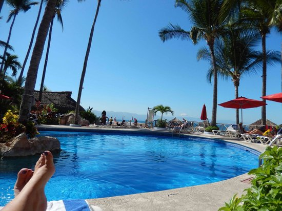 Las Palmas by the Sea: Adult pool.