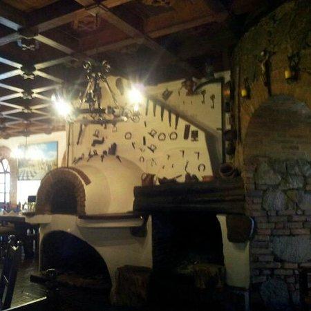 Hotel El Castillo de San Ignacio : Restaurante