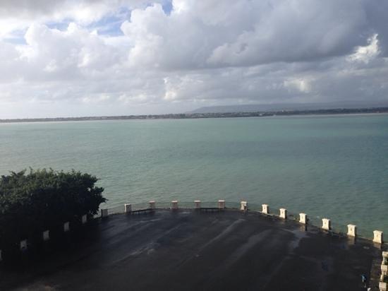 Des Etrangers Hotel & Spa: vista dal balcone della camera