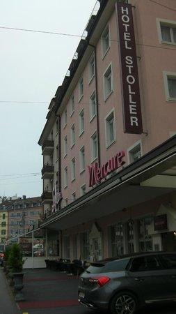 Mercure Stoller Zurich: Hotel facade