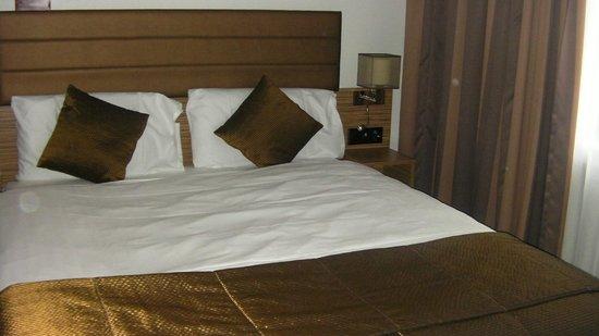 Mercure Stoller Zurich: Comfy room