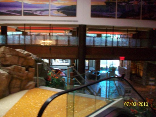 Mount Airy Casino Resort: Was there right after it was built.