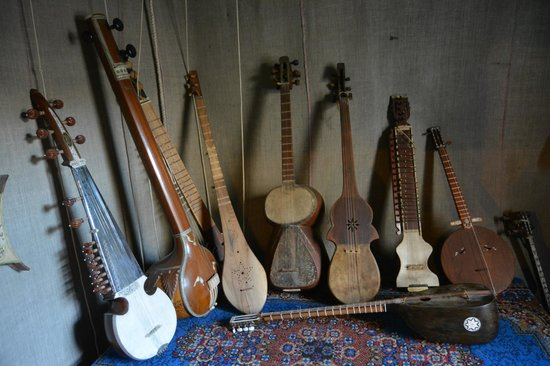 Gurminj Museum of Music Instruments