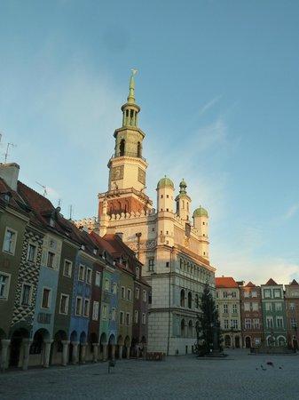 Old Market Square : золото