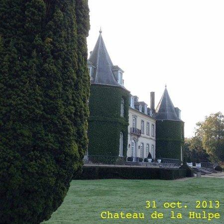 Château de la Hulpe : chateau de la Hulpe