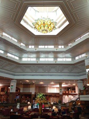 Century Park Hotel: lounge