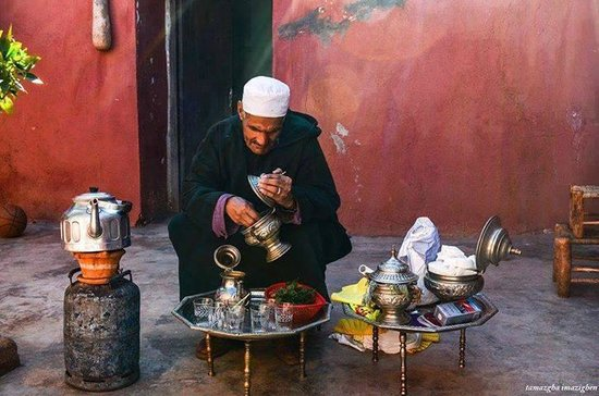 Anyas Travel: tea maker