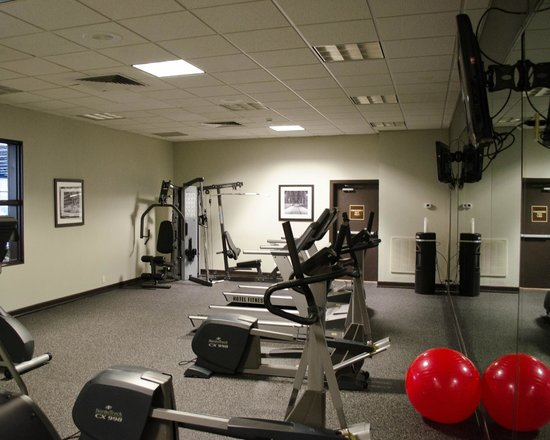 BEST WESTERN PLUS West I-64: 24 Hour Fitness Center