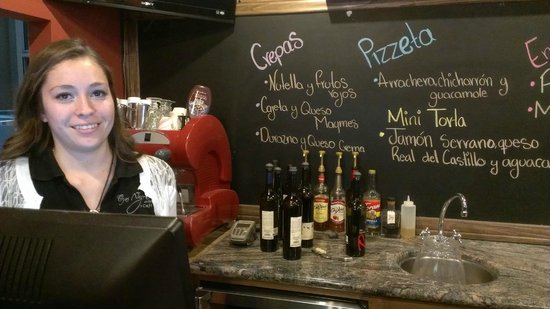 Ojos Negros WIne Bar and Cafe: Specials