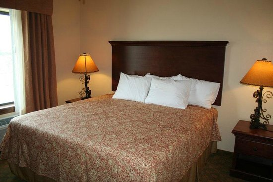 Hotel Texas: Room