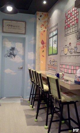 Soo Guesthouse : breakfast area