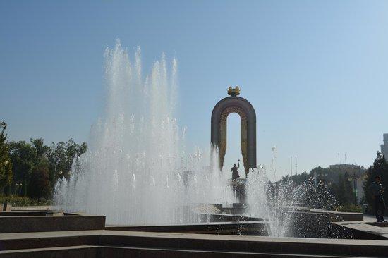 Rudaki Park  |  Rudaki Ave, Dushanbe, Tajikistan