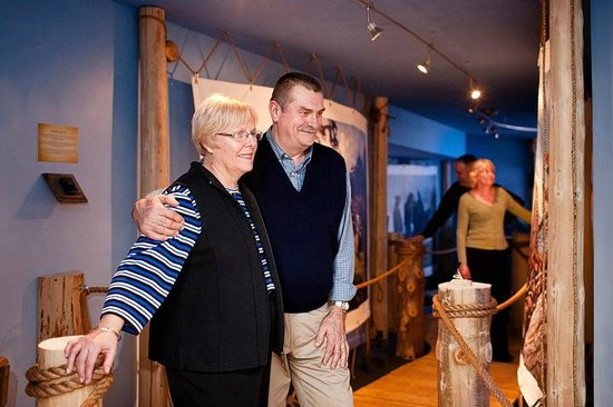 Gaelic College : Our Hall of the Clans Museum welcomes hundreds every year