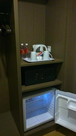 Hotel Sentral Melaka: coffee n such