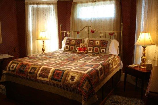 Weston Bed & Breakfast: Guest Room