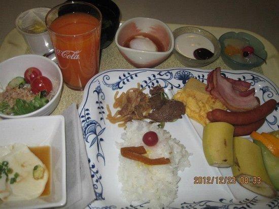 Terume Kanazawa : breakfast buffet