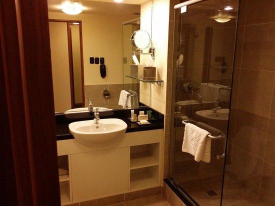 Hilton Trinidad and Conference Centre: Bathroom