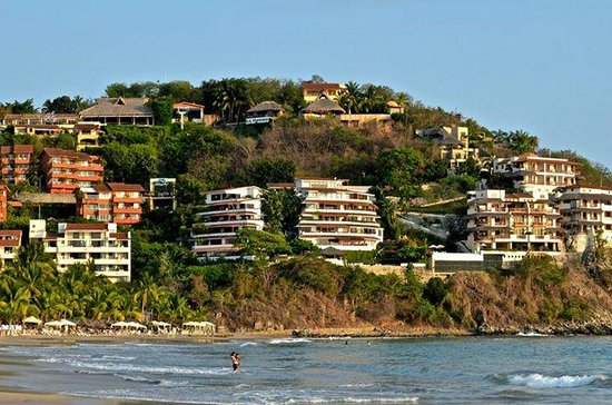 Pacifica Resort Ixtapa: resort