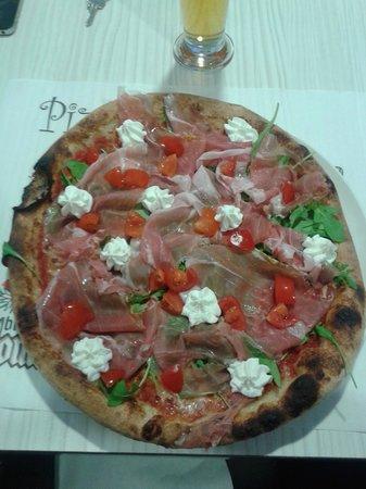 Pizzeria da Albert : La pizza