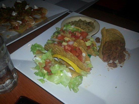 Chihuahua Tex Mex Cantina: Delicious tacos