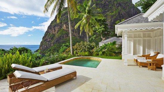 Sugar Beach, A Viceroy Resort: Luxury Cottage