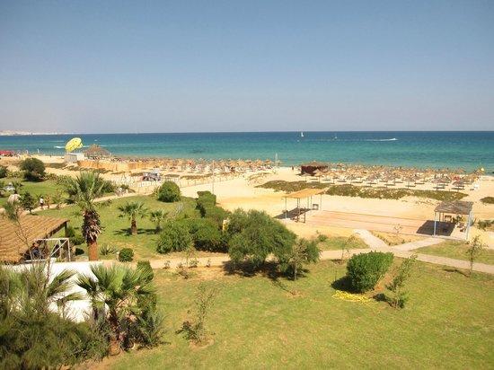 Vincci Marillia: mer et plage