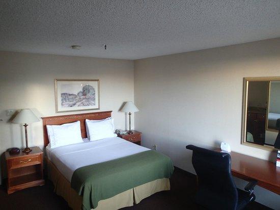 Holiday Inn Express & Suites Regina : Queen Bedroom