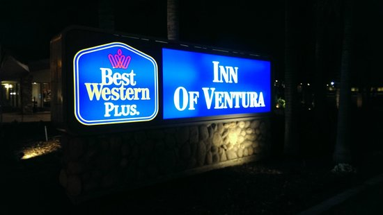 Best Western Plus Inn Of Ventura : Best Western Inn of Ventura