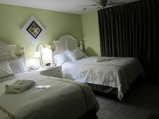 Glunz Ocean Beach Hotel & Resort : The room
