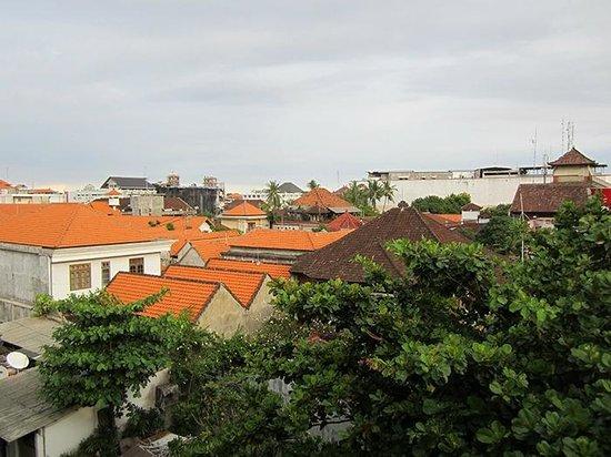 Hard Rock Hotel Bali : Kuta rooftops