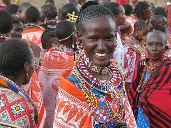 Maasai Simba Camp : Simba Camp staff