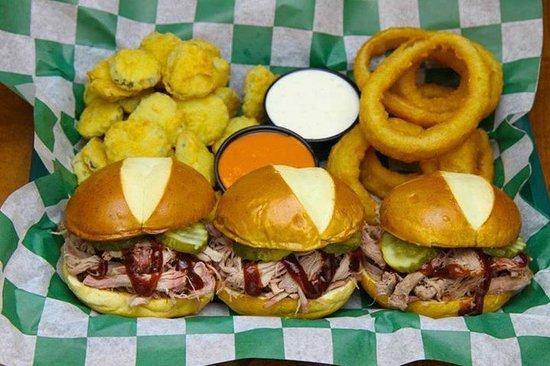 Beef 'O' Brady's: Southern Sampler