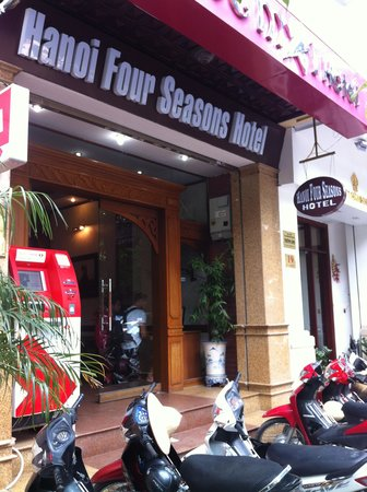 Hanoi Four Seasons Hotel in the Old quarter