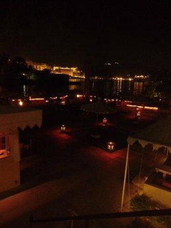 Raas Leela Luxury Camps: view from 109