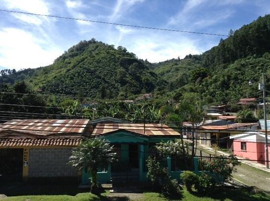 Hotel Reventazon : From terrace