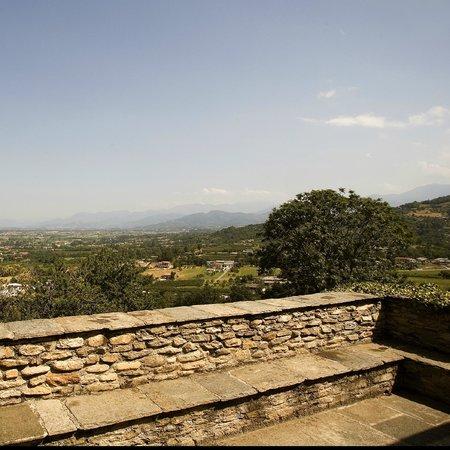 Agriturismo Castello di Bagnolo : dalla terrazza estate 2013