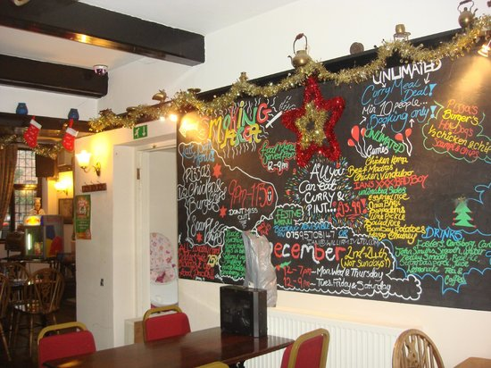 The William IV: Lovely decor