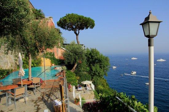 Hotel Marincanto: Giardino