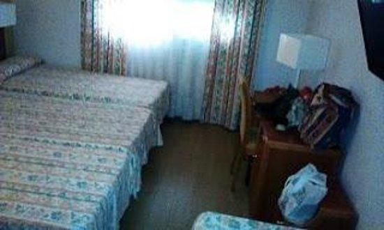 Hotel Don Juan: Habitación