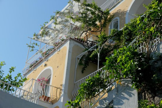 Hotel Marincanto: Camera, terrazza