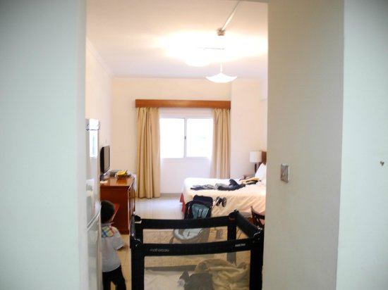 Rose Garden Hotel Apartments - Bur Dubai: studio room