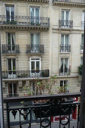 Hotel du Bresil : Vista dalla nostra finestra