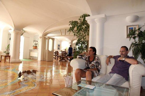 Hotel Maricanto : Hall