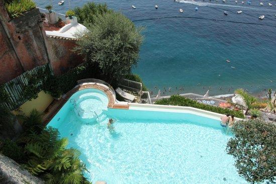 Hotel Marincanto: Piscina e idromassaggio
