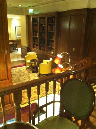 Grosvenor House, A JW Marriott Hotel : Library