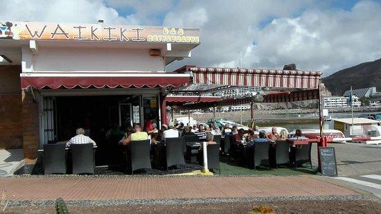Waikiki : General View of Restaurant