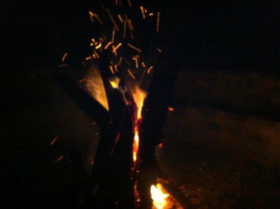 Aranwa Pueblito Encantado del Colca: Fogata a pedido