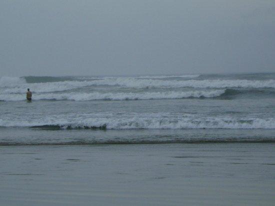 Praia Grande, SP: Praia  cidade ocian