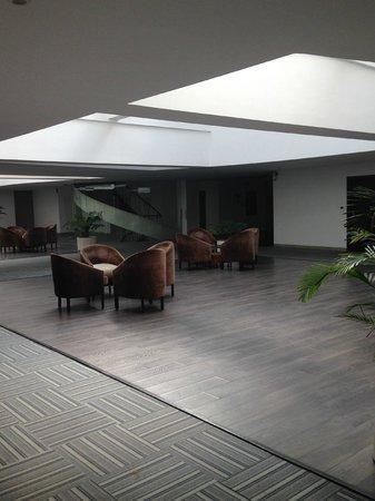 The Grand Bhagwati : 4th floor area..